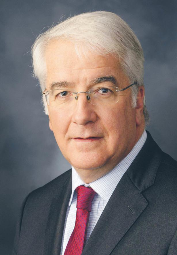 Jonathan Hoyle, dyrektor generalny firmy Lockheed Martin International w Europie fot. materiały prasowe
