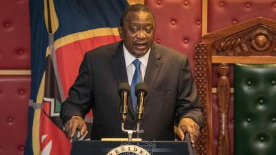 President Uhuru directs NHIF to Cover Covid-19 patients