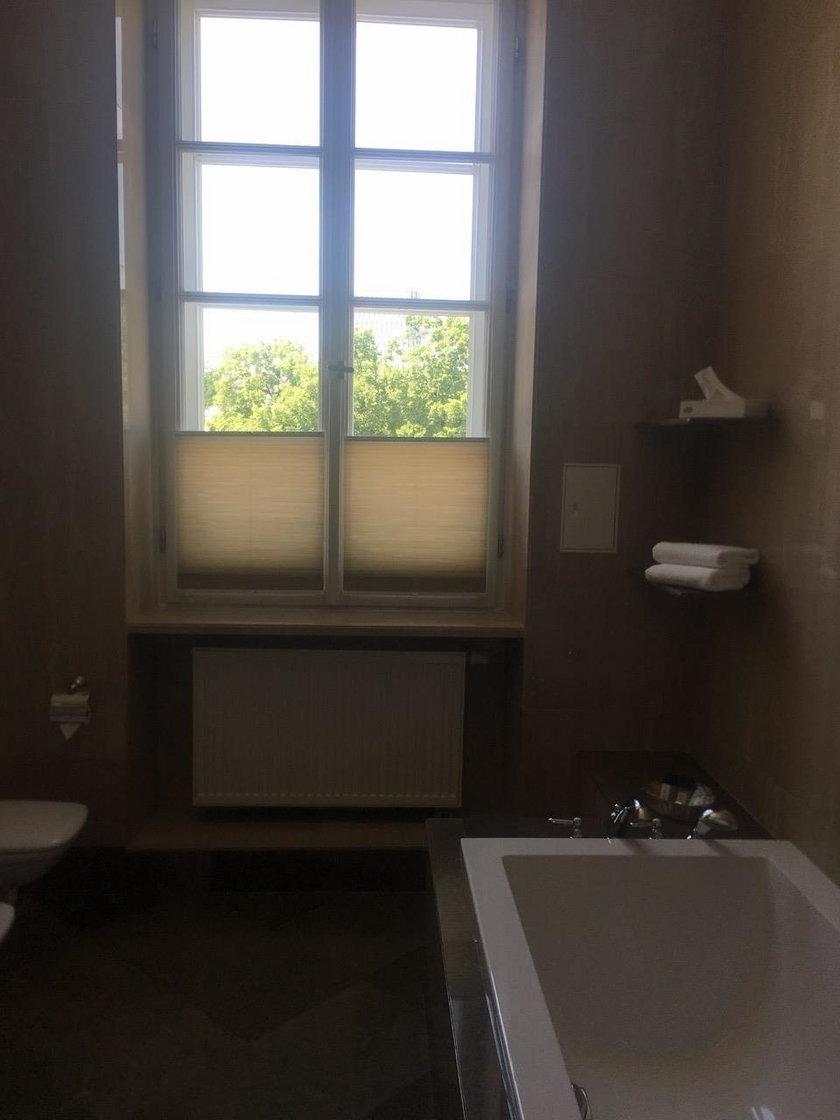 Łazienka książęcej pary