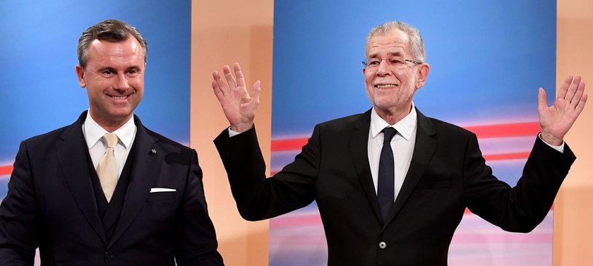 Znamy wyniki wyborów w Austrii!
