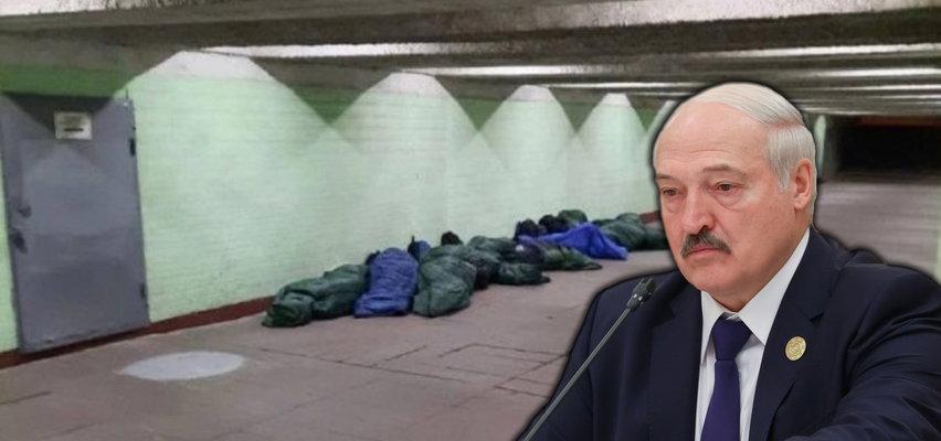 Łukaszenko wpada we własną pułapkę. Reżim twierdzi, że panuje nad sytuacją. Zdjęcia temu przeczą