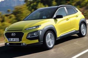 Hyundai Kona i Kona Electric CUV dobitnicI prestižne nagrade!