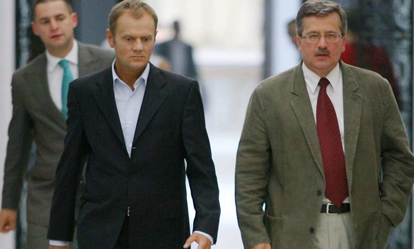 Tusk rezygnuje z walki o prezydenturę?!