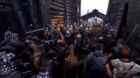 Gamescom 2016: Mount and Blade II: Bannerlord - obrona twierdzy na gameplayu