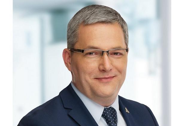 Łukasz Komoniewski - Prezydent Będzina