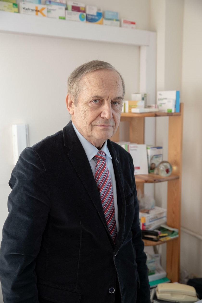 Dr n. med. Jerzy Pobocha