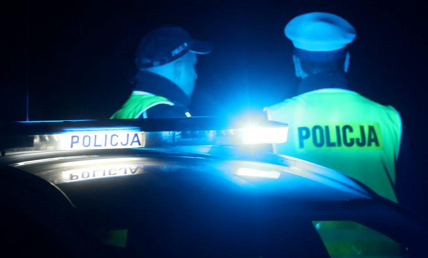 Nietypowa interwencja policjantów z Wisły