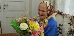 105 lat na Dzień Babci. Niezwykły jubileusz pani Bronisławy