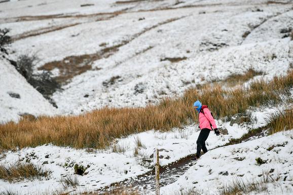 Zima u Velsu