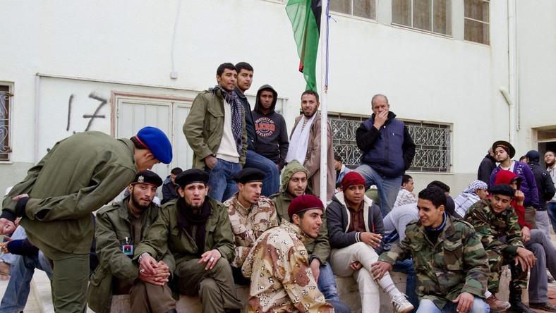 Prawie 100 tysięcy osób uciekło z Libii