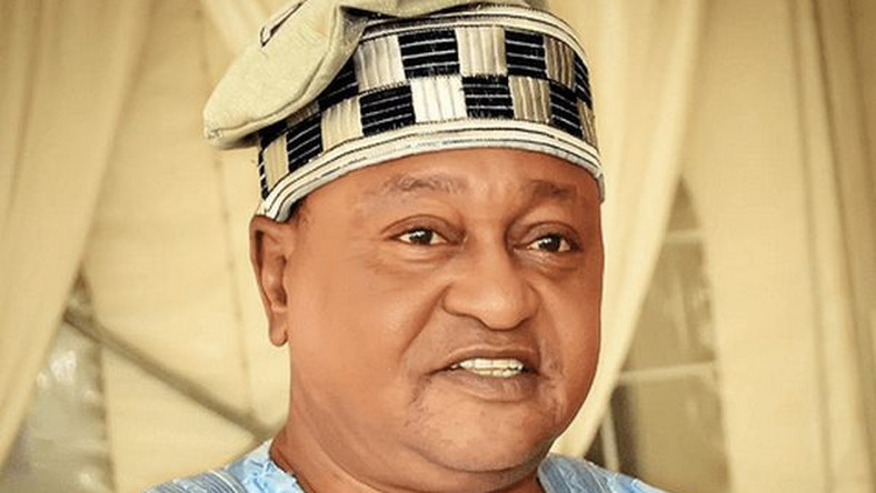 Jide Kosoko says he hasn't noticed sexual harassment in the Nigerian movie industry. (Naijaloaded)
