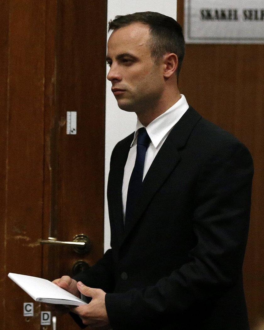 Oscar Pistorius był poczytalny gdy mordował swoją dziewczynę
