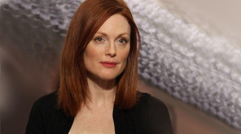Julianne Moore driver