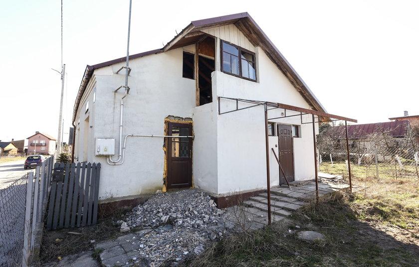 Dom rodzinny w Mordach na Mazowszu