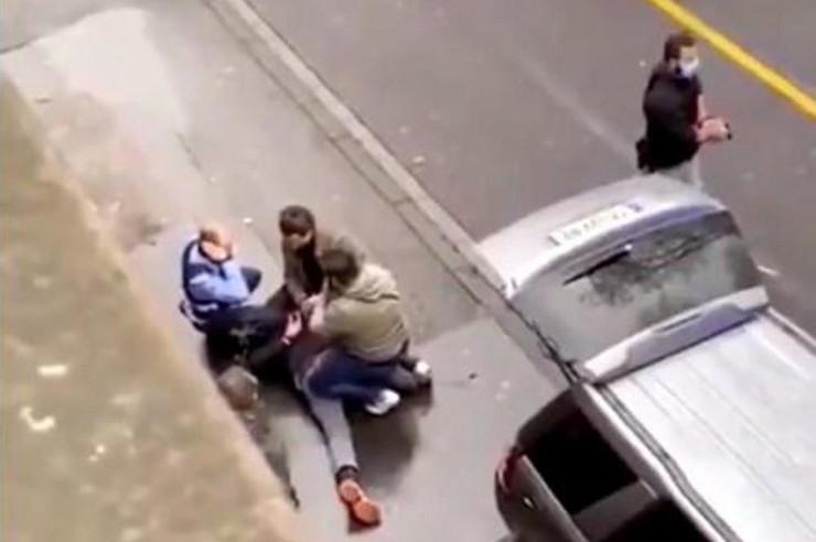 Nemačka, hapšenje