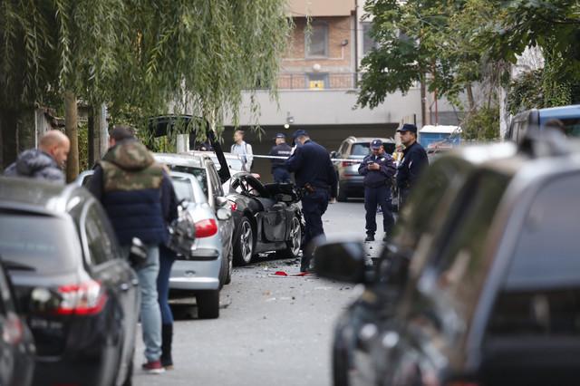 Policija na licu mesta vrši uviđaj