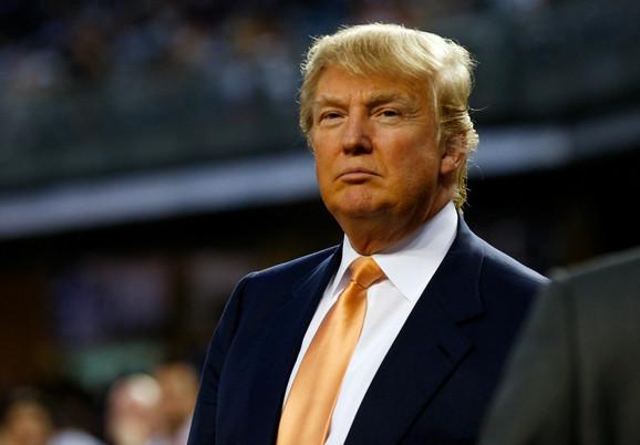 Deda mu je mnogo puta pričao o srpskom geniju: Donald Tramp