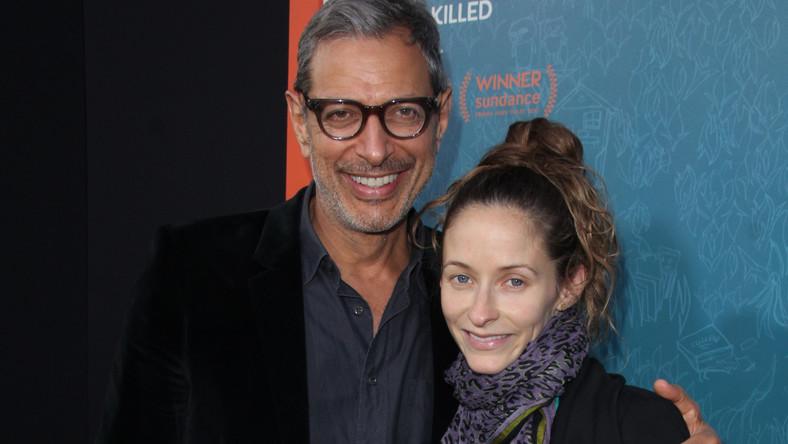 Jeff Goldblum i Emilie Livingston zostali rodzicami