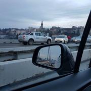 brankov most, suprotan smer