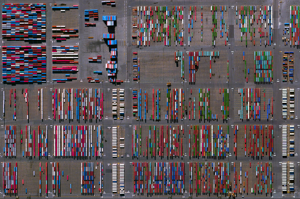 Port Newark-Elisabeth Marine Terminal, New Jersey (USA)