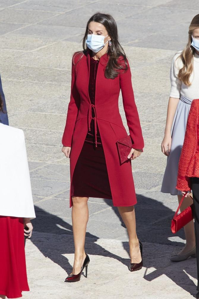 Španska kraljica Leticija