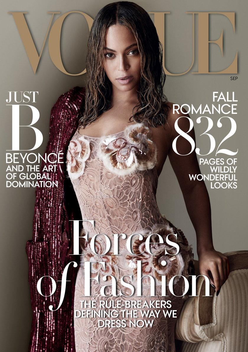 Beyonce bez majtek. Pozazdrościła Kim?