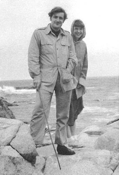 Sylvia Plath i Ted Hughes