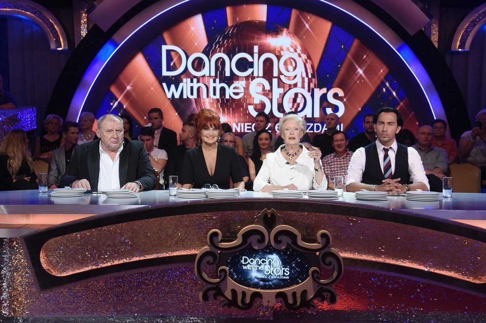 """Dancing with the Stars. Taniec z gwiazdami"" - kadr z programu"