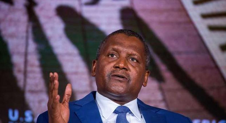 With a net worth of $10 billion, Aliko Dangote is Africa's richest man