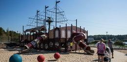 Nowy plac zabaw na Malcie