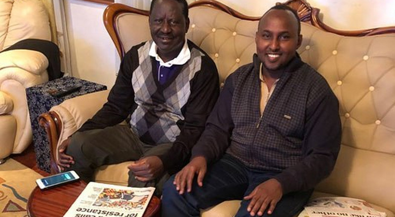 Ruto sent Sudi & company but is pretending to stop them - Junet Mohamed