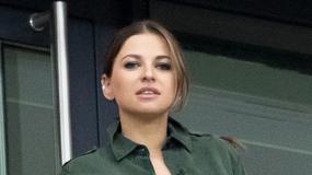 Anna Lewandowska zabierze córkę na obóz?