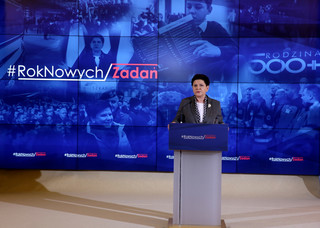 PO: Przegląd resortu obrony był prawie w całości zabiegiem propagandowym