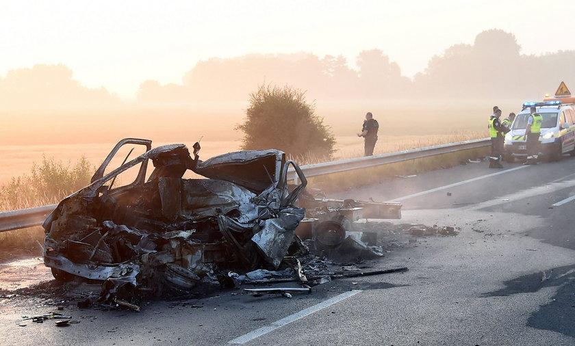 Spowodowali śmierć polskiego kierowcy. Jest akt oskarżenia