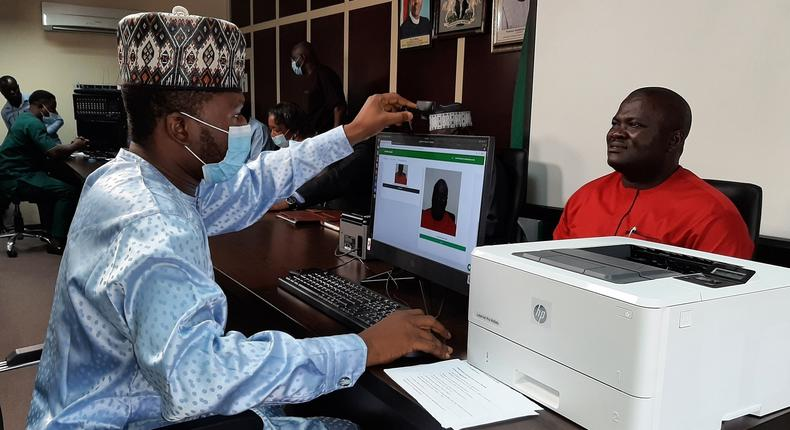 Continuous Voter Registration (CVR) exercise in Nigeria ahead of 2023 general elections [INEC]