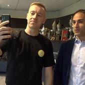 Specijalni gost stigao u Beograd da bi gledao večiti derbi, zbog njega će PREKO 40 MILIONA LJUDI iz celog sveta pratiti dešavanja iz Humske!