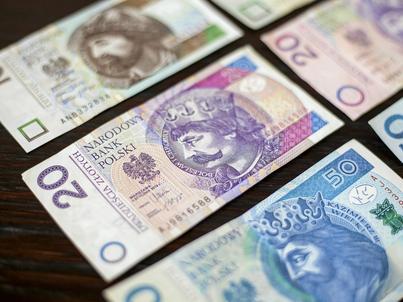 Według danych NBP, najmniej w obiegu jest banknotów o nominale 20 zł