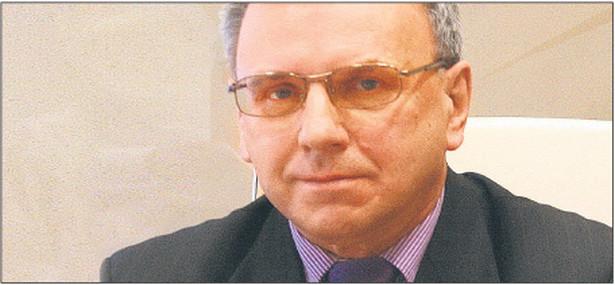 Józef Sebesta, od 2006 roku marszałek województwa opolskiego