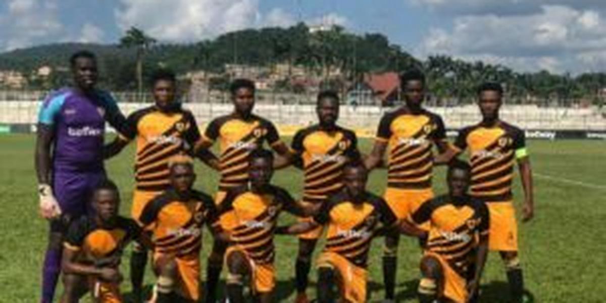 Ashantigold advances to MTN FA Cup semis with win over Kintampo Top Talents