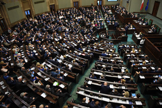 Sejm znowelizował ustawę o KSAP. Szkoła ma nosić imię Lecha Kaczyńskiego