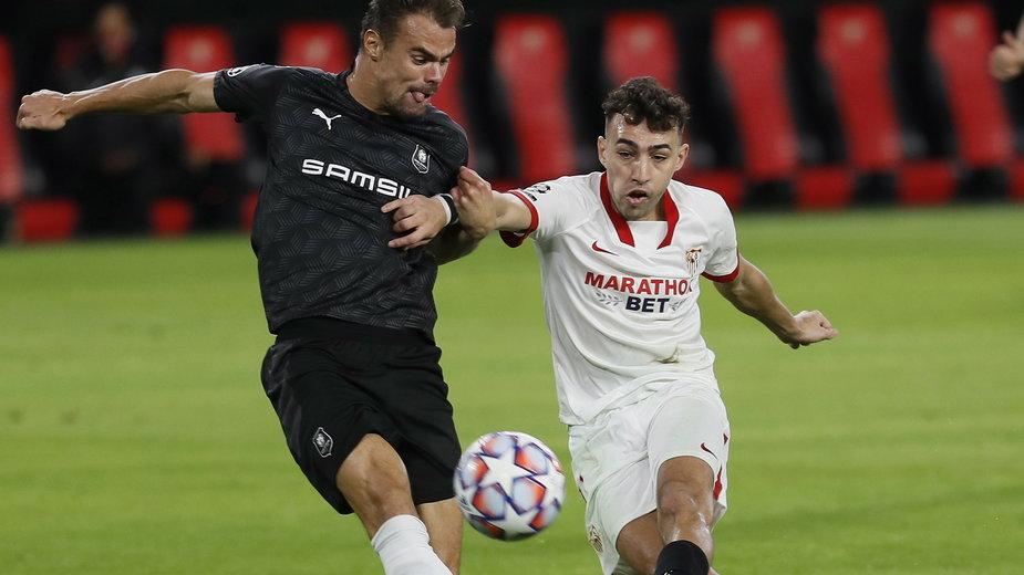 Sevilla FC - Rennes FC