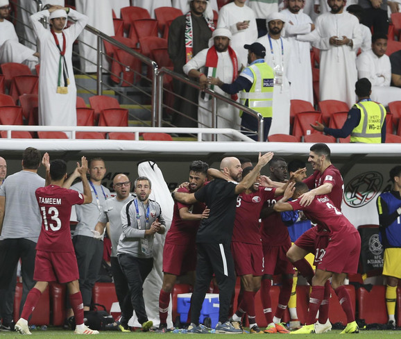 Fudbaleri Katara su znali da proslave istorijski uspeh i plasman u prvo finale Azijskog kupa
