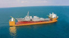 MW Blue Marlin - największy transportowiec świata