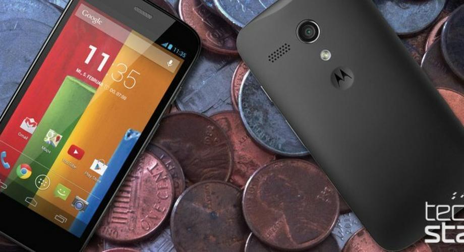 Motorola Moto G: viel Android-Smartphone für wenig Geld