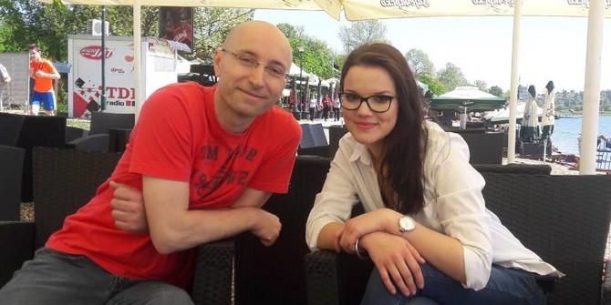 Dve godine nakon uspešne transplantacije Dobrivoje je stupio u kontakt sa svojom donorkom iz Nemačke, Sofiom
