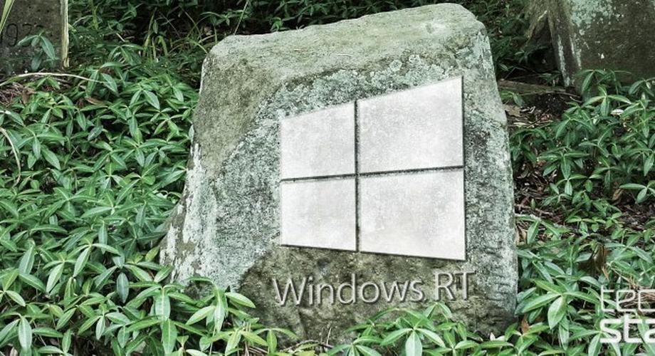 Kommentar zu Windows RT: Eine Totgeburt wird beerdigt