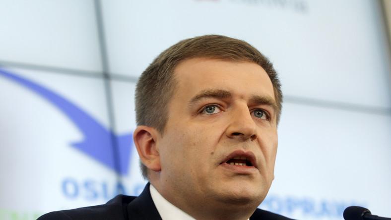 Arłukowicz atakuje Kaczyńskiego