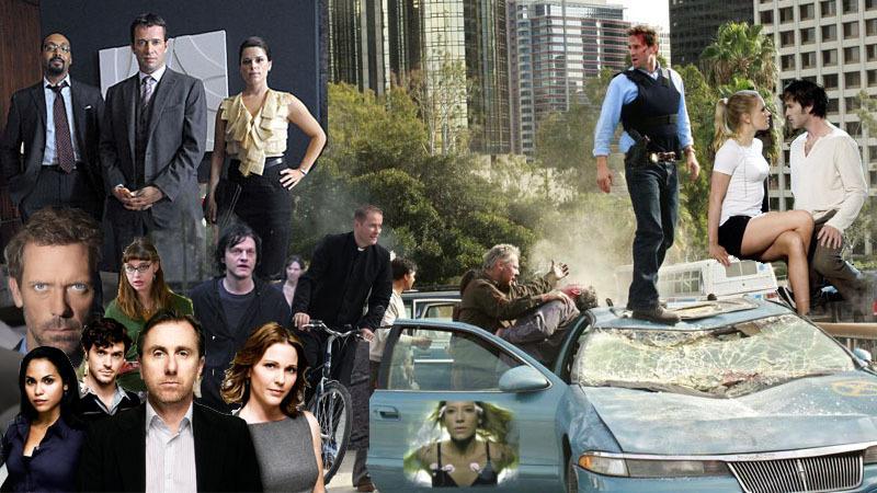 Najlepszy serial 2009