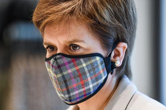 Nikola Sterdžon, premijerka Škotske