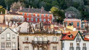 Portugalska Sintra - to tu przeprowadziła się Madonna